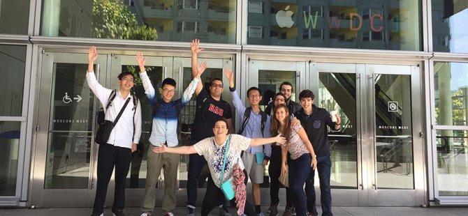 Apple WWDC Konferansı'nda Türk öğrenci!