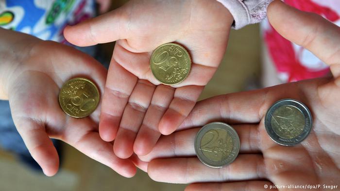 Avrupa'da her dört çocuktan biri yoksul