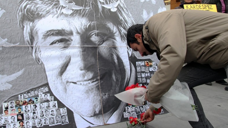 Hrant Dink cinayeti soruşturmasında bir istihbaratçı tutuklandı