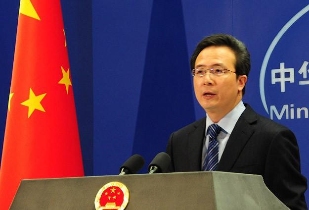 Çin iddiaları reddetti