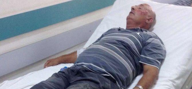 Ziyamet Karakolunda darp olayı, zanlı tespit edildi