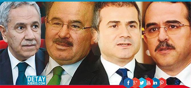 AKP'nin 4 önemli ismi için FETÖ dilekçesi
