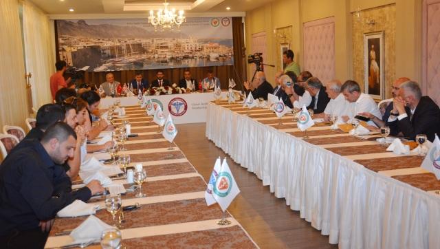 Kıbrıs Sağlık Turizmi Konseyi Demokrasi Mitingi'ne destek çağrısı yaptı