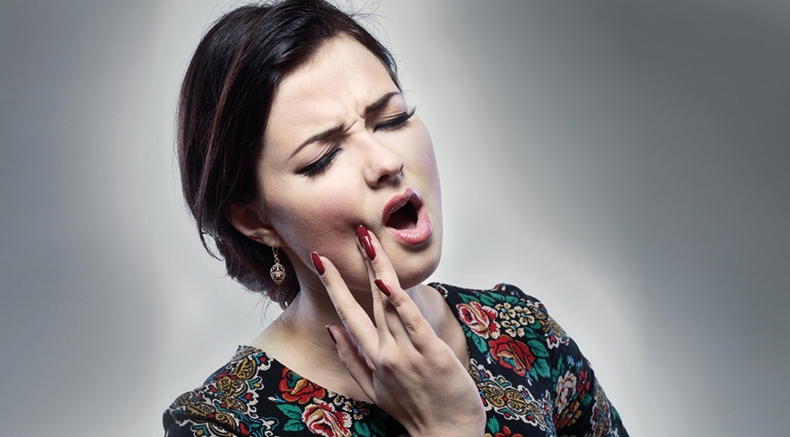 Diş ağrılarında alkol ve sarımsak uygulamayın