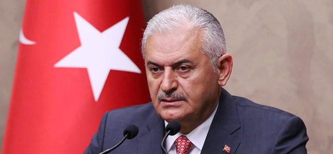 Başbakan Yıldırım'dan Yenikapı genelgesi: Slogan yasak