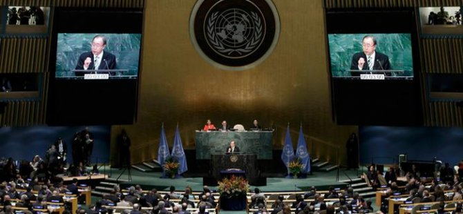 BM mültecilerin dağıtılması önerisini reddetti