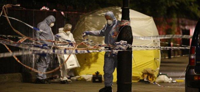 """""""Londra'daki bıçaklı saldırıda terör bağlantısı yok"""""""