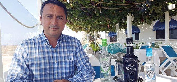 """Alp Altuner Hünkar Rakı'yı anlattı; """"En hızlı büyüyen markayız!"""""""