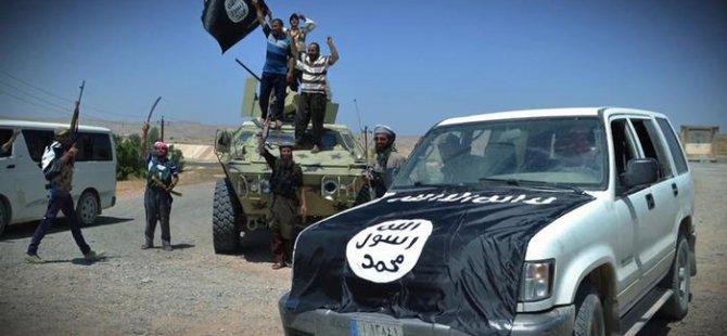 """""""IŞİD Irak'ta 3 bin sivili esir aldı"""""""