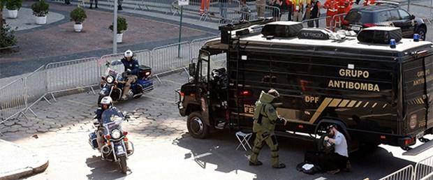 Rio'da bomba paniği!