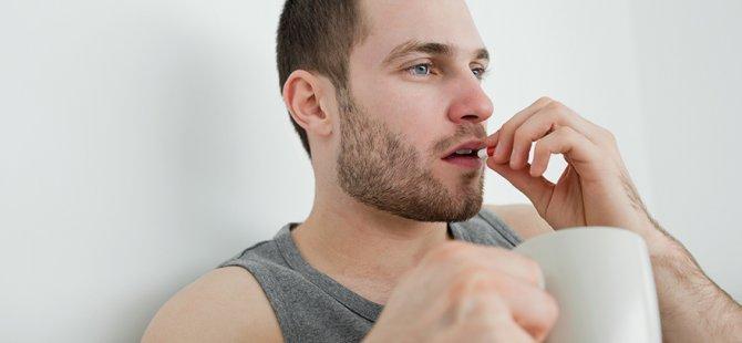 Ağrı kesici kullanan erkeklerde çocuk sahibi olma süresi uzuyor
