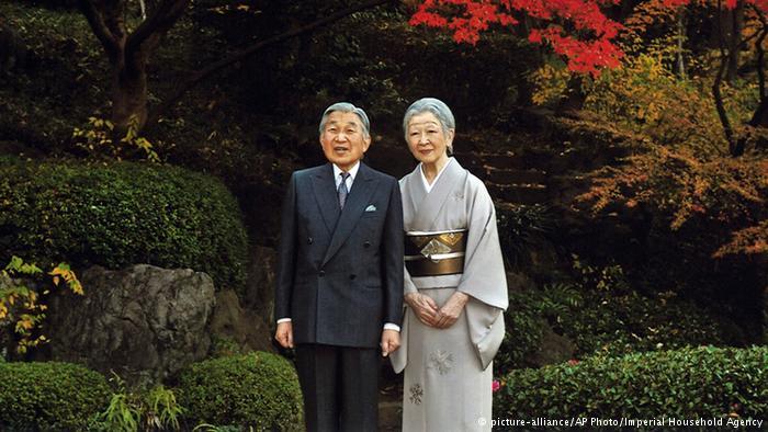 Japon İmparatoru'ndan feragat sinyali
