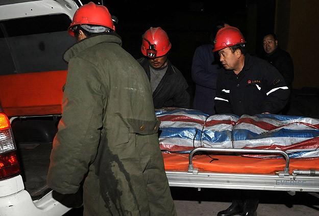 Çin'de 21 işçi madende öldü