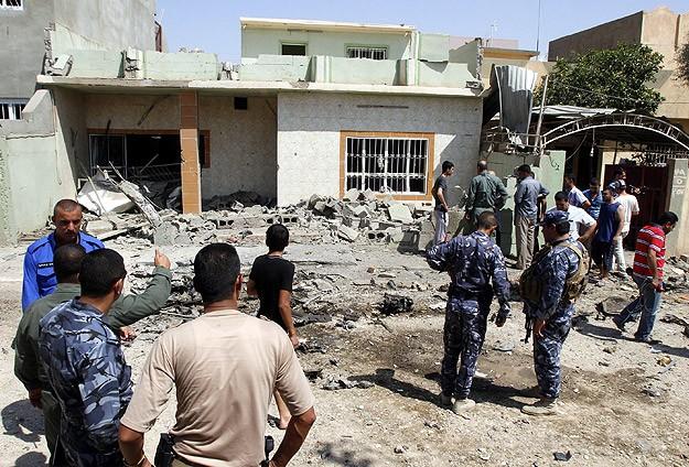 Bağdat'ta patlamalar: 5 ölü, 14 yaralı