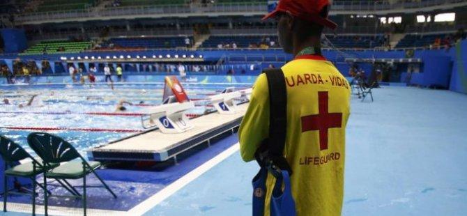 İşte #Rio2016'daki en tuhaf işler !