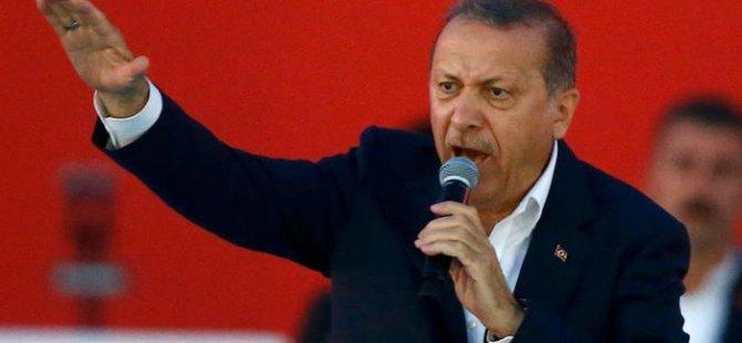 Erdoğan'dan ABD'ye rest: Ya FETÖ, ya Türkiye
