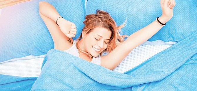 Yaz sıcağında rahat uyumanın ipuçları