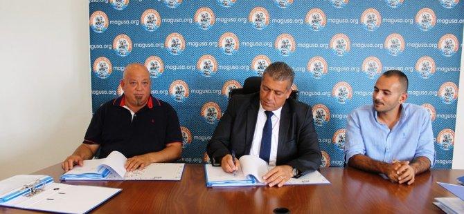Hendek Düzenleme Projesi ile Perşembe Pazarı Projesi ihale sözleşmeleri imzalandı
