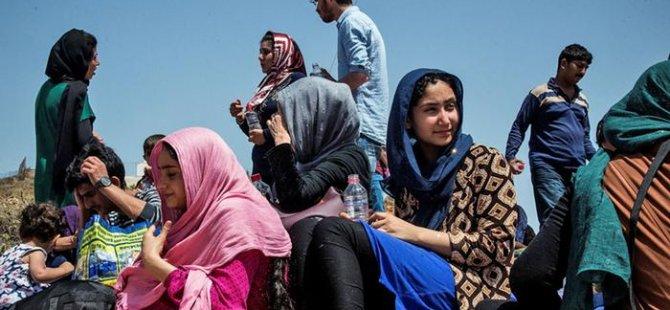 Yunanistan'da yeni mülteci akını korkusu