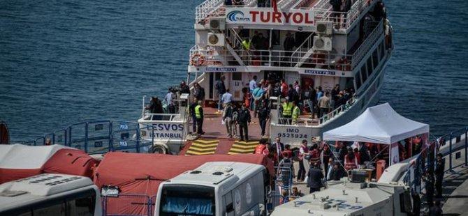 Mültecilerin arasında terörist korkusu