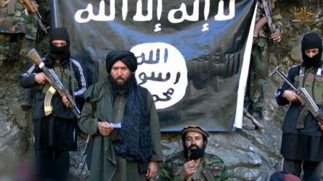 Afganistan ve Pakistan'daki 'IŞİD lideri öldürüldü'