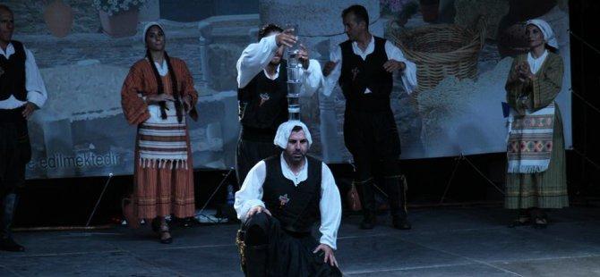"""""""Kıbrıs Gecesi"""" etkinliği gerçekleştirildi"""