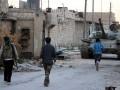 Esed Humus'a ağır silahlarla saldırıyor