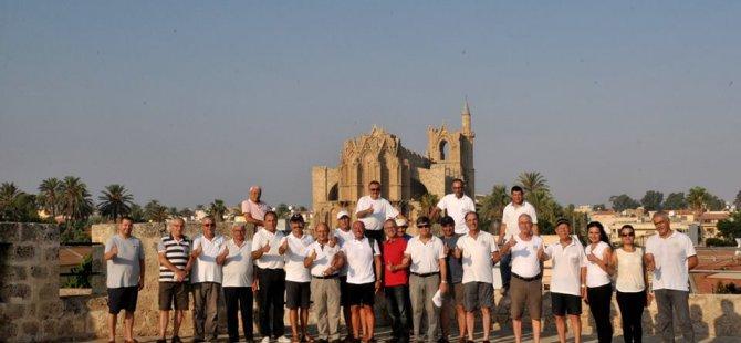 Her Daim Dostlar, Gazimağusa'daki tarihi eserleri gezdi