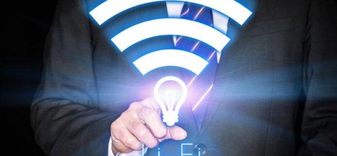 Wi-fi eskide kalıyor 100 kat hızlı Li-Fi geliyor!
