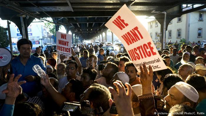New York'ta bir imam ve yardımcısı öldürüldü