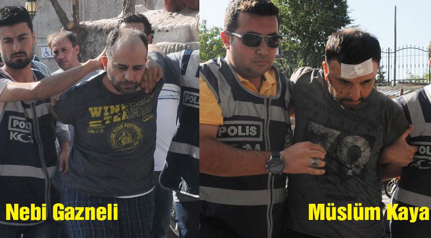 Darbeci albaylar Konya'da yakalandı