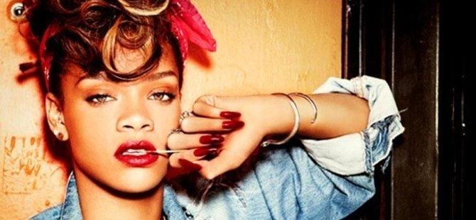 Rihanna Ocean's'ta oynayacak!