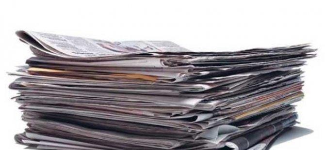 Türkiye'de bir gazete daha kapatıldı...
