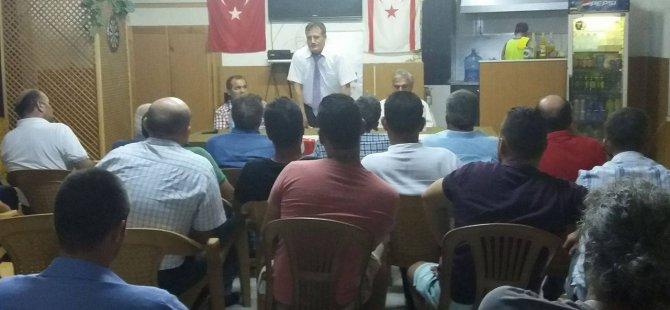 YDH 8. İstişare toplantısını Yeniboğaziçi'nde yaptı