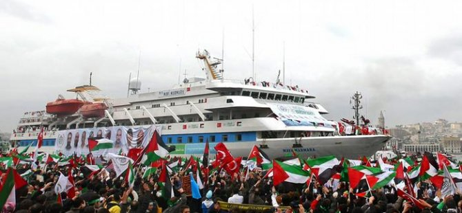 İsrail anlaşması TBMM'ye sevk edildi