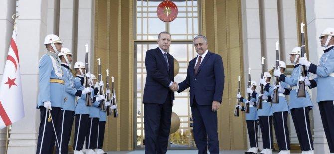 Ankara'da tarihi zirve