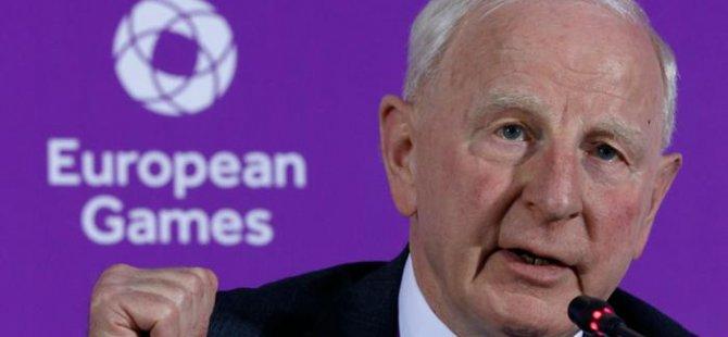 Avrupa Olimpiyat Komiteleri Başkanı tutuklandı!
