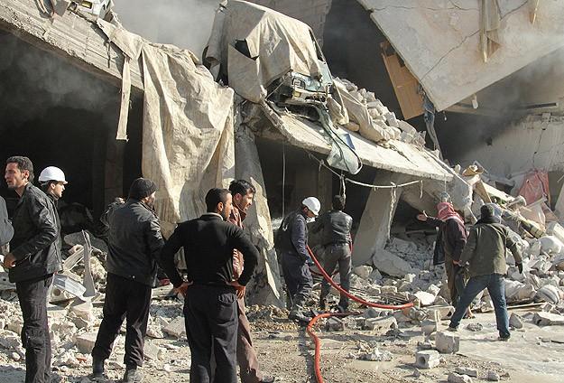 """Halep için """"acil yardım"""" çağrısı"""