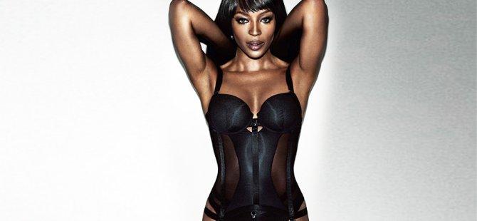 Naomi Campbell mankenlikten mentorluğa geçti