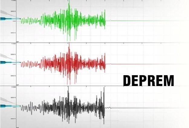 Guam açıklarında deprem