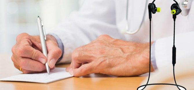 Doktorlar reçeteye kulaklık yazabilecek!