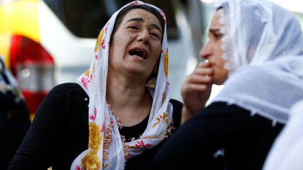 Gaziantep saldırısı: Ölü sayısı 50'ye çıktı