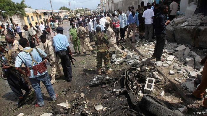 BM'ye Saldırı 19 Ölü