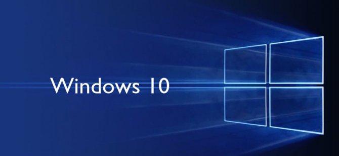 Windows 10'un son güncellemesi hatalı