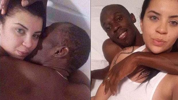 Usain Bolt'un başını ağrıtacak fotoğraflar!