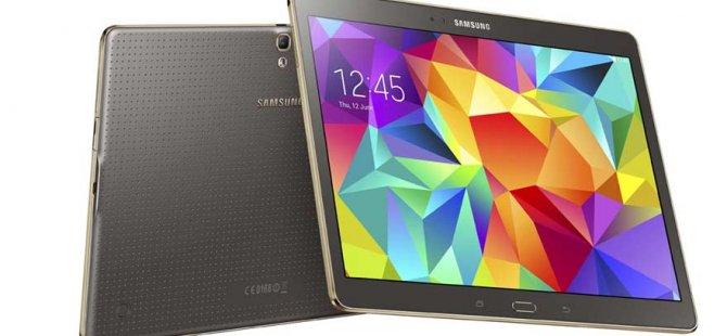 Samsung Galaxy Tab S güncellemeleri son buldu