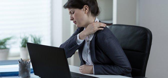 Boyun ağrısını önlemenin 9 yolu