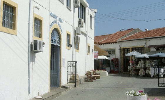 Baf'taki Kıbrıs Türk binalarında restorasyon girişimi