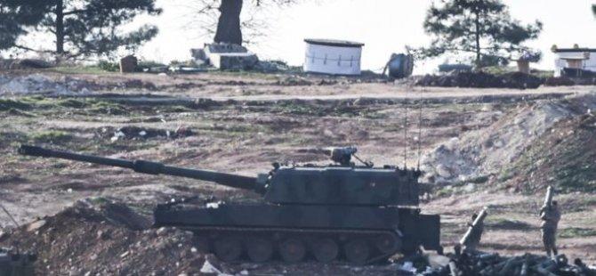 Karkamış'a havan mermisi isabet etti, Türkiye topçu ateşiyle karşılık verdi
