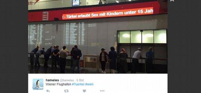 Türkiye'nin Viyana Büyükelçisi geri çağrıldı